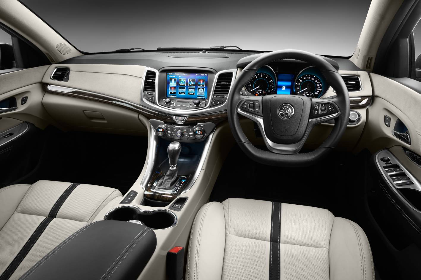 2013 Holden Vf Commodore Chevrolet Ss Breaks Cover