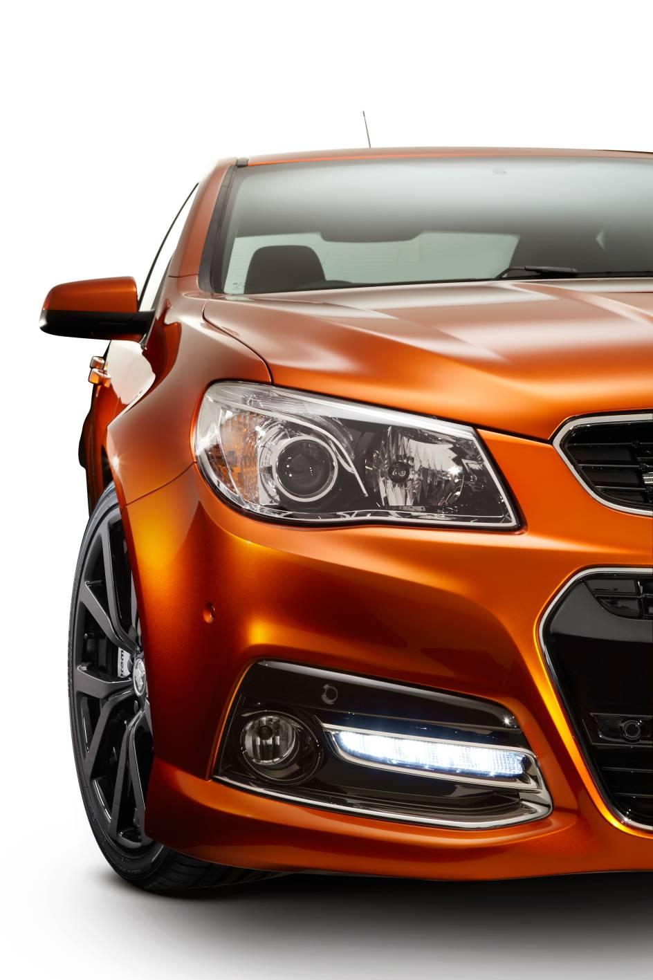 2013 Holden VF Commodore SS V/Chevrolet SS Sports Sedan ...