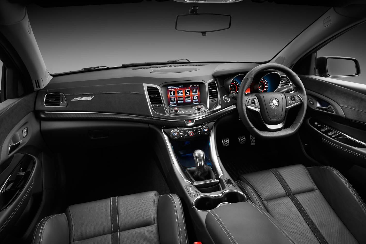 2013 Holden VF Commodore SS V/Chevrolet SS Sports Sedan - ForceGT.com