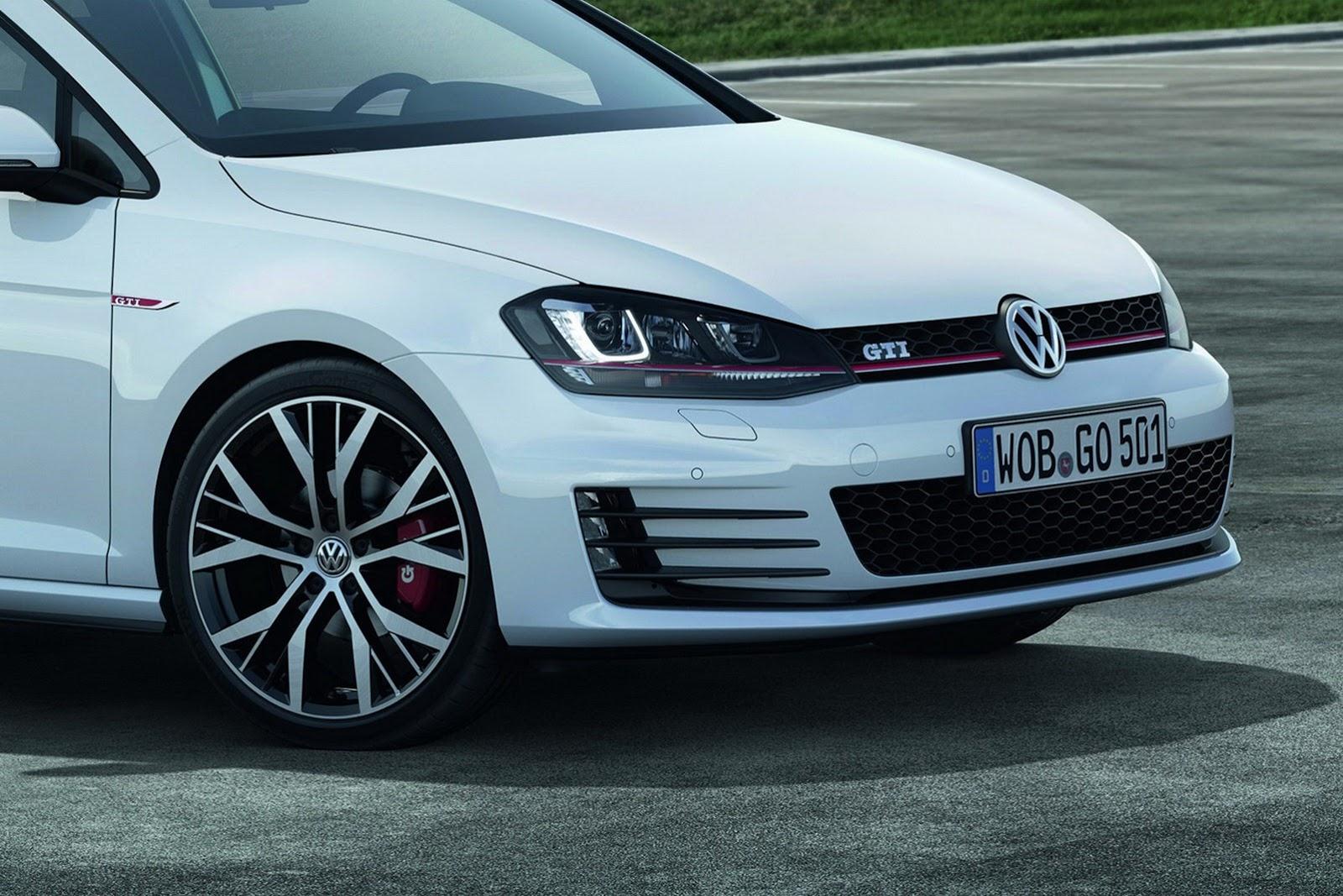 volkswagen cars news 2013 mk golf gti officially revealed. Black Bedroom Furniture Sets. Home Design Ideas