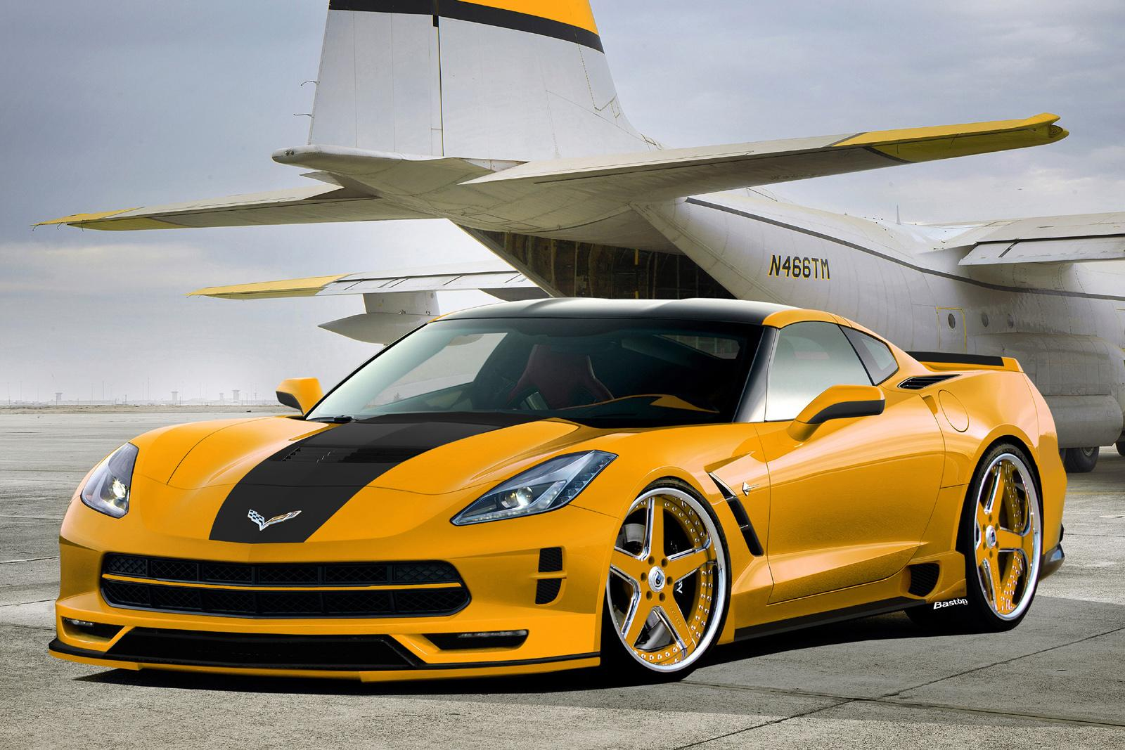 Amazing Now That The 2013 Chevrolet Stingray ...