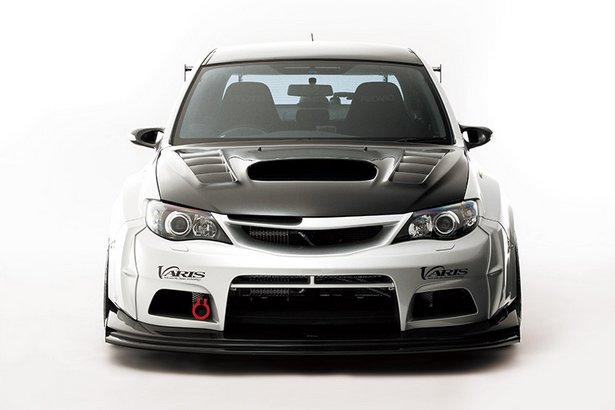 Brz Vs Wrx >> Subaru Cars - Tuning: Varis WRX STi wide body kit
