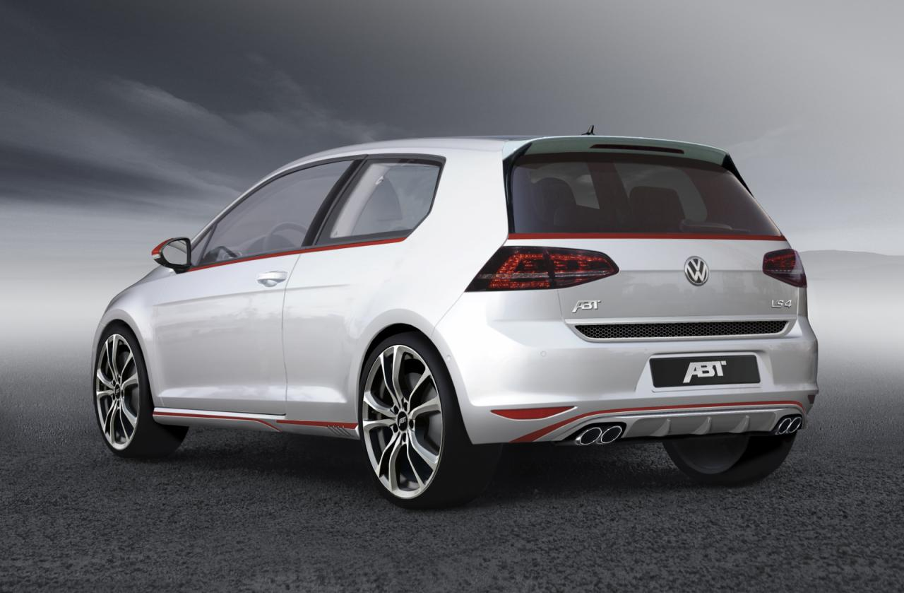 volkswagen cars news abt tuned mk7 vw golf gti. Black Bedroom Furniture Sets. Home Design Ideas