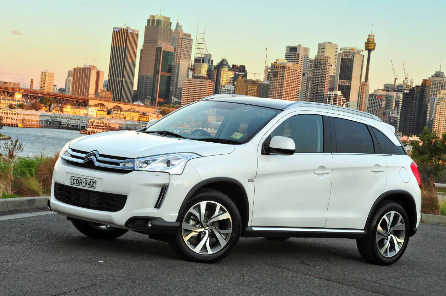 Citroen Cars News C4 Aircross Awd Added To Lineup Transmission Diagrams Citron