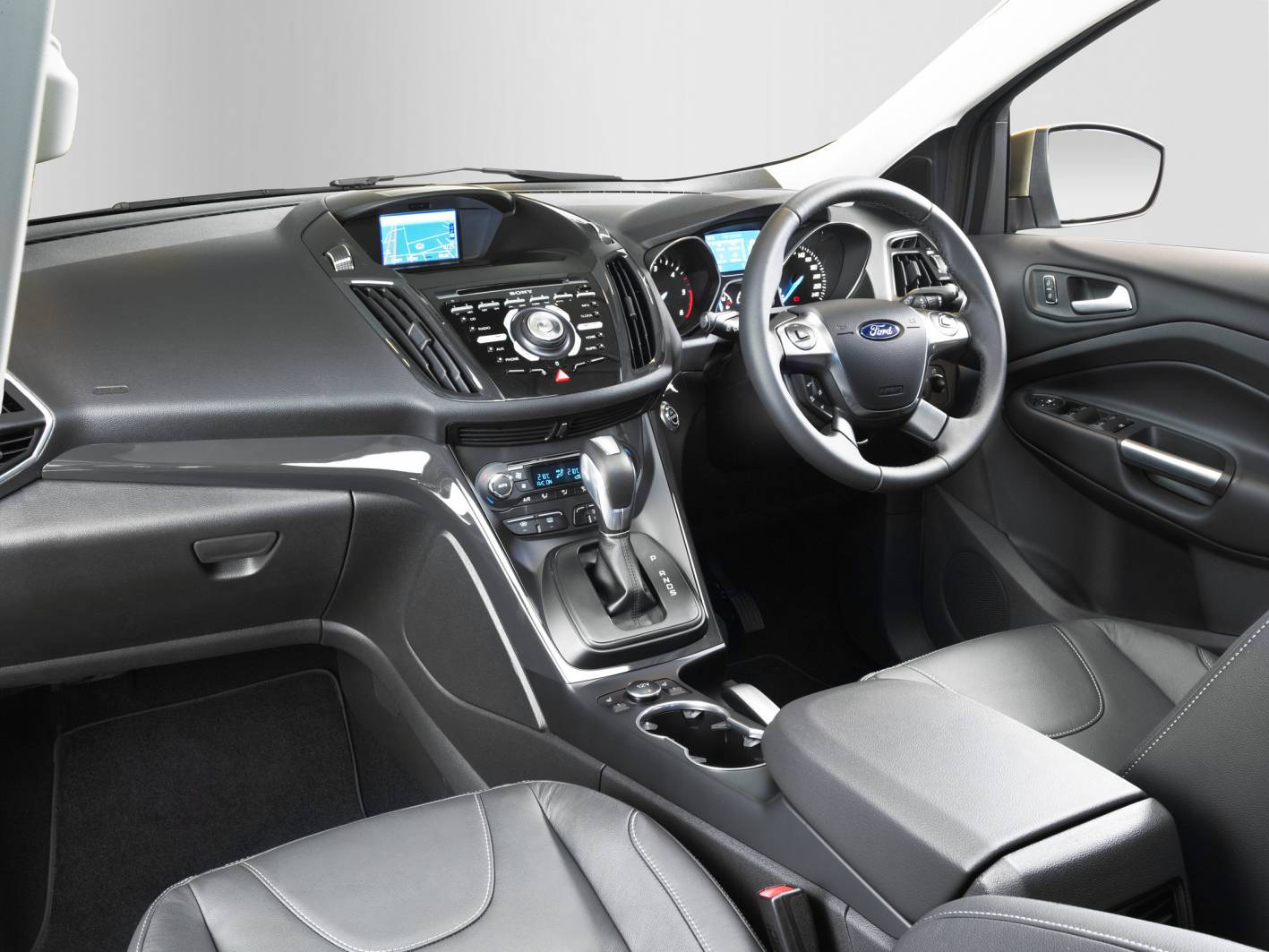 Bmw Santa Fe >> Ford Kuga Interior - ForceGT.com