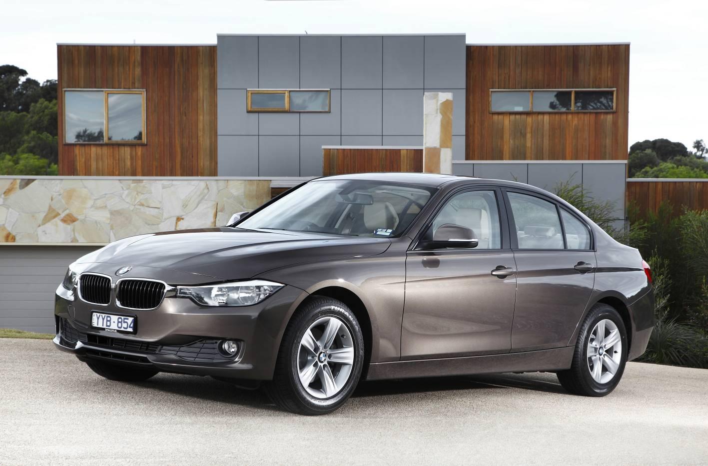 bmw cars news bmw adds 316i sedan to lineup. Black Bedroom Furniture Sets. Home Design Ideas
