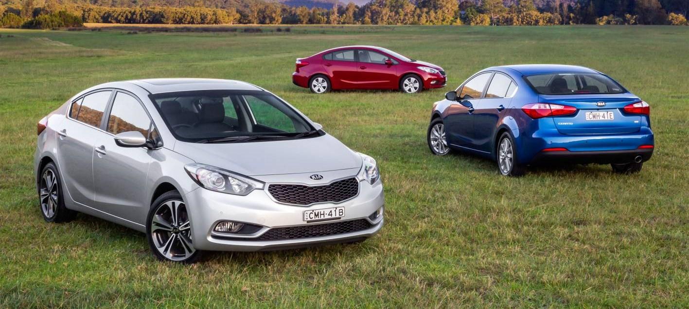 Honda El Monte >> Kia Cars - News: Cerato Sedan on sale now from $19,990