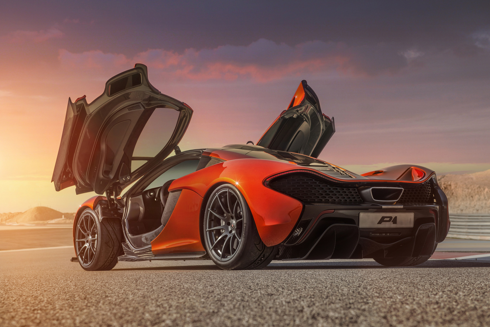 New Mclaren P1 High Res Images Released Forcegt Com