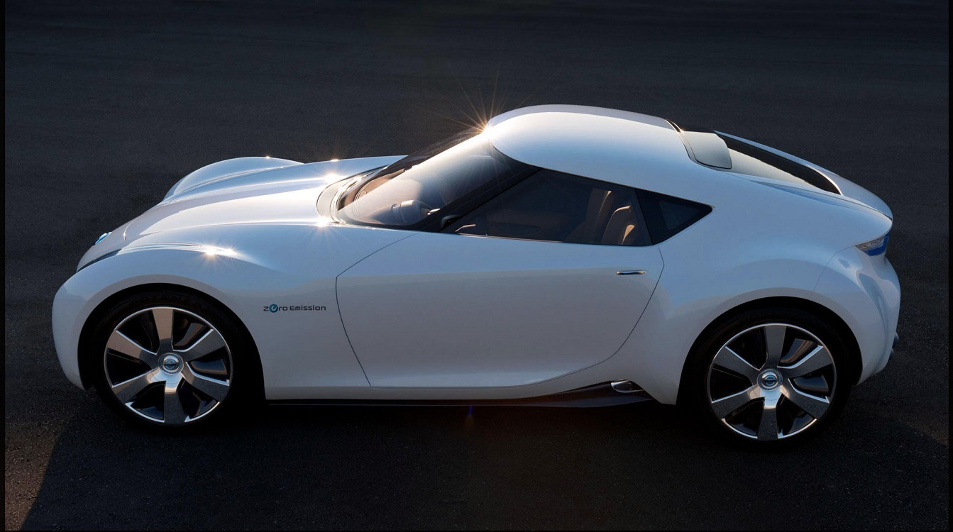 Charming Nissan Has Announced It Will Unveil An All New Sports Car ...