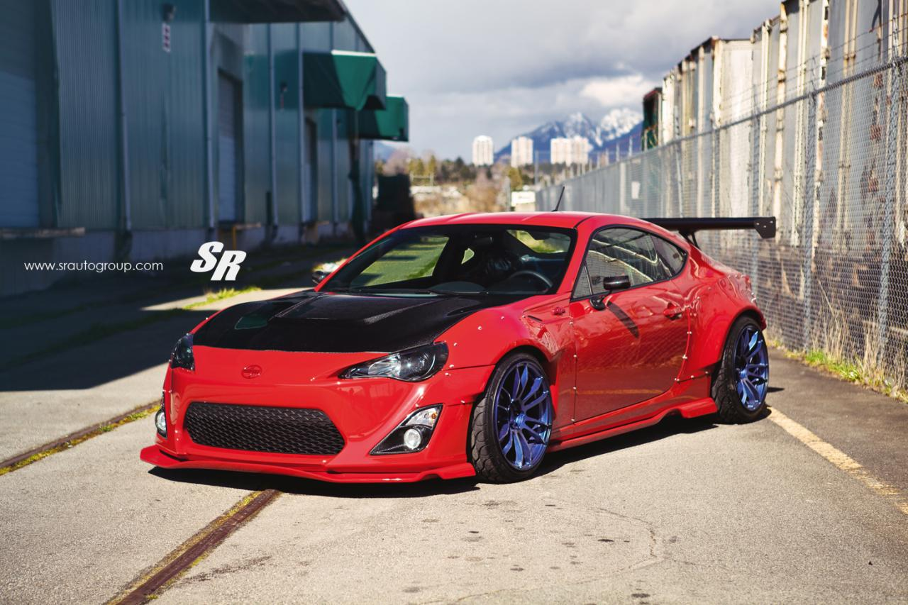 Toyota Of Alvin >> Toyota Cars - News: Widebody 86 by SR Auto Group