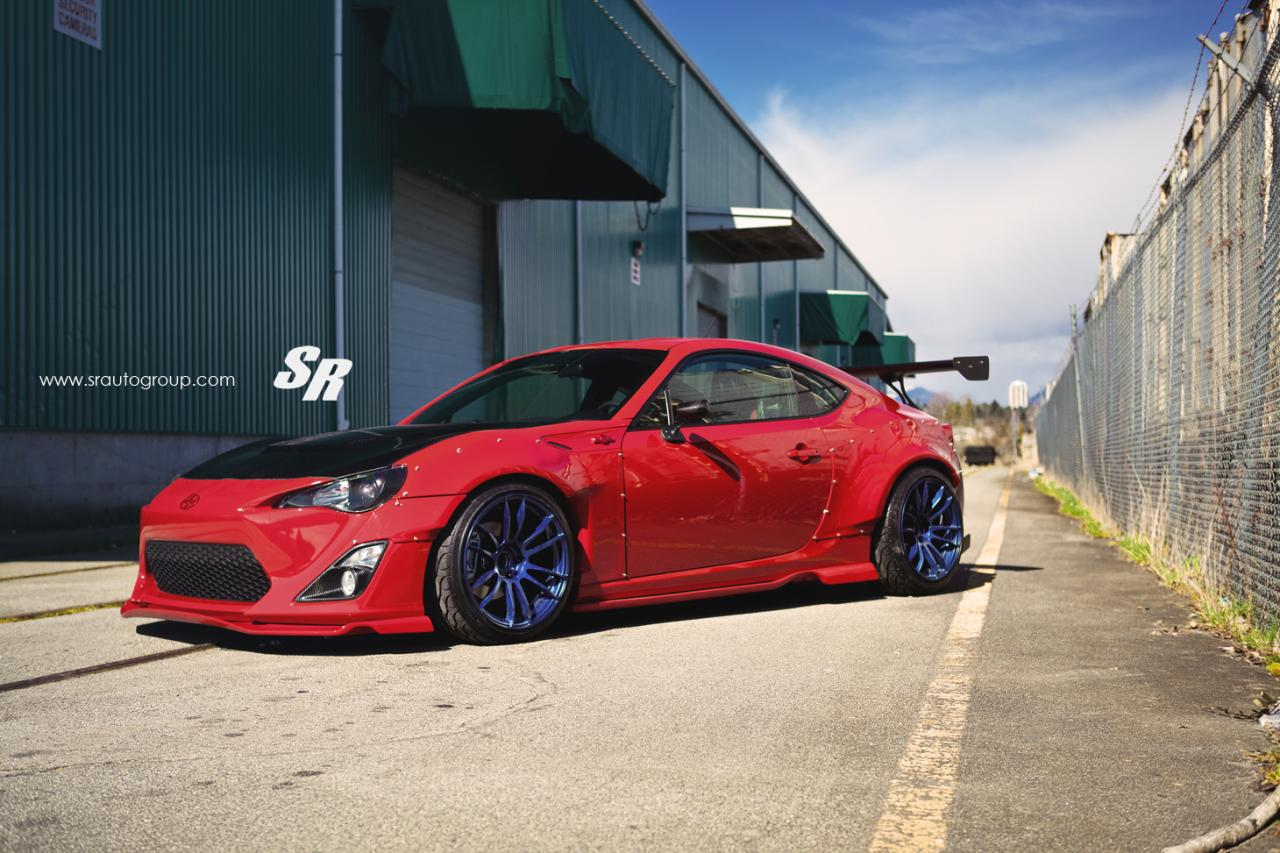 Toyota Cars News Widebody 86 By Sr Auto Group