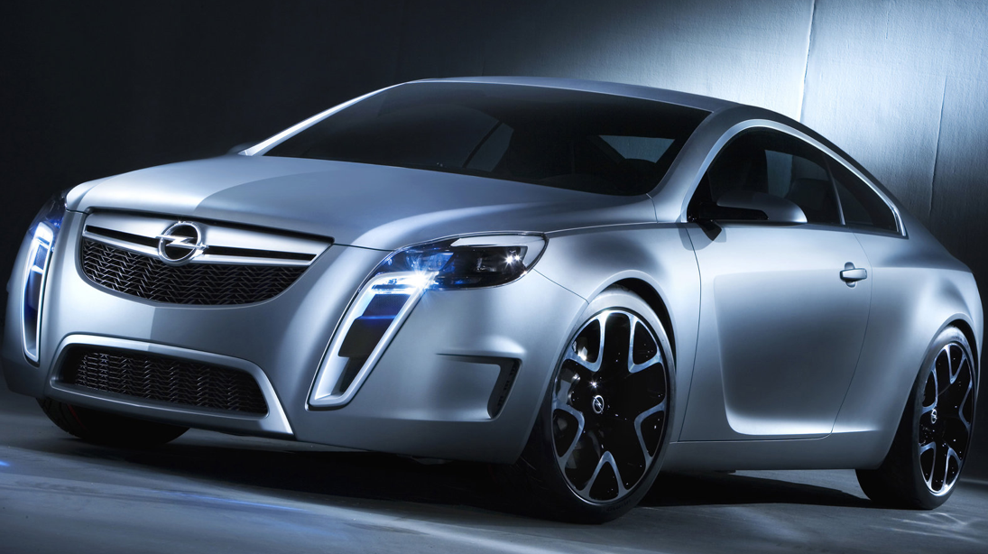 Video 2007 Opel Insignia Gtc Concept Rediscovered Forcegt