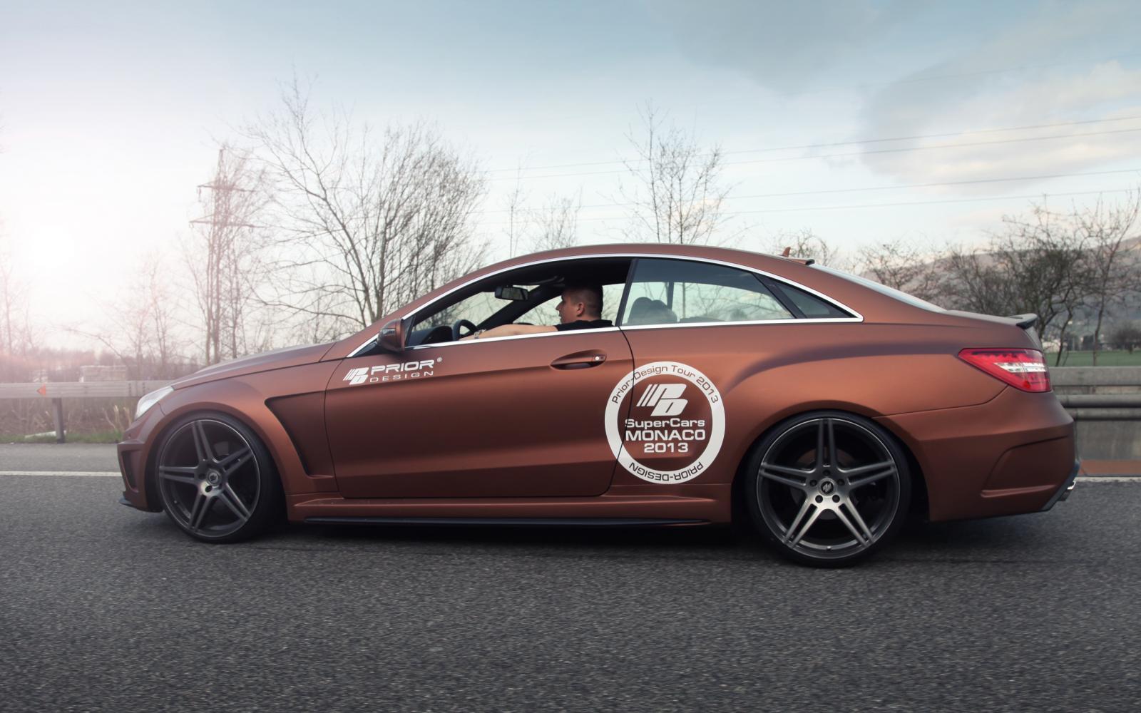 prior-design-widebody-mercedes-e-class-coupe-01 - ForceGT com