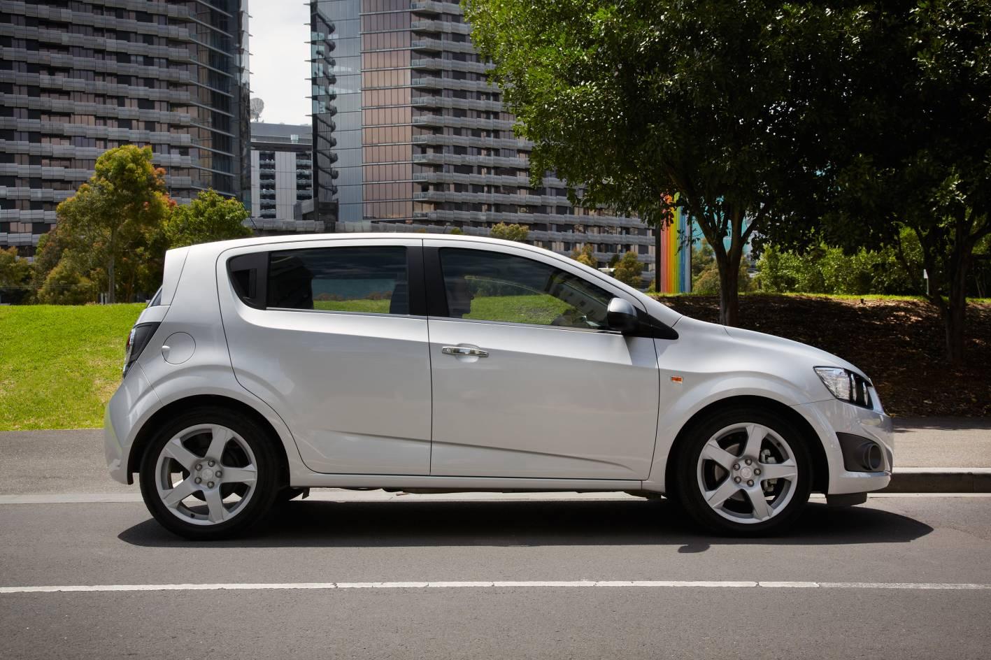 Mazda Cx 9 Dimensions >> Holden Barina Review: 2013 Barina Sedan and Hatch