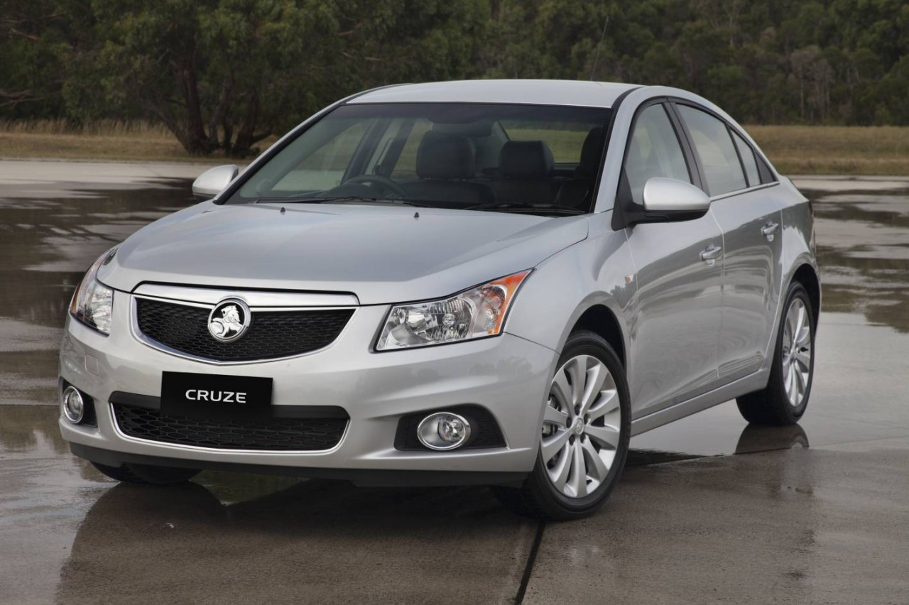 Holden Cruze Review 2013 Cd And Cdx