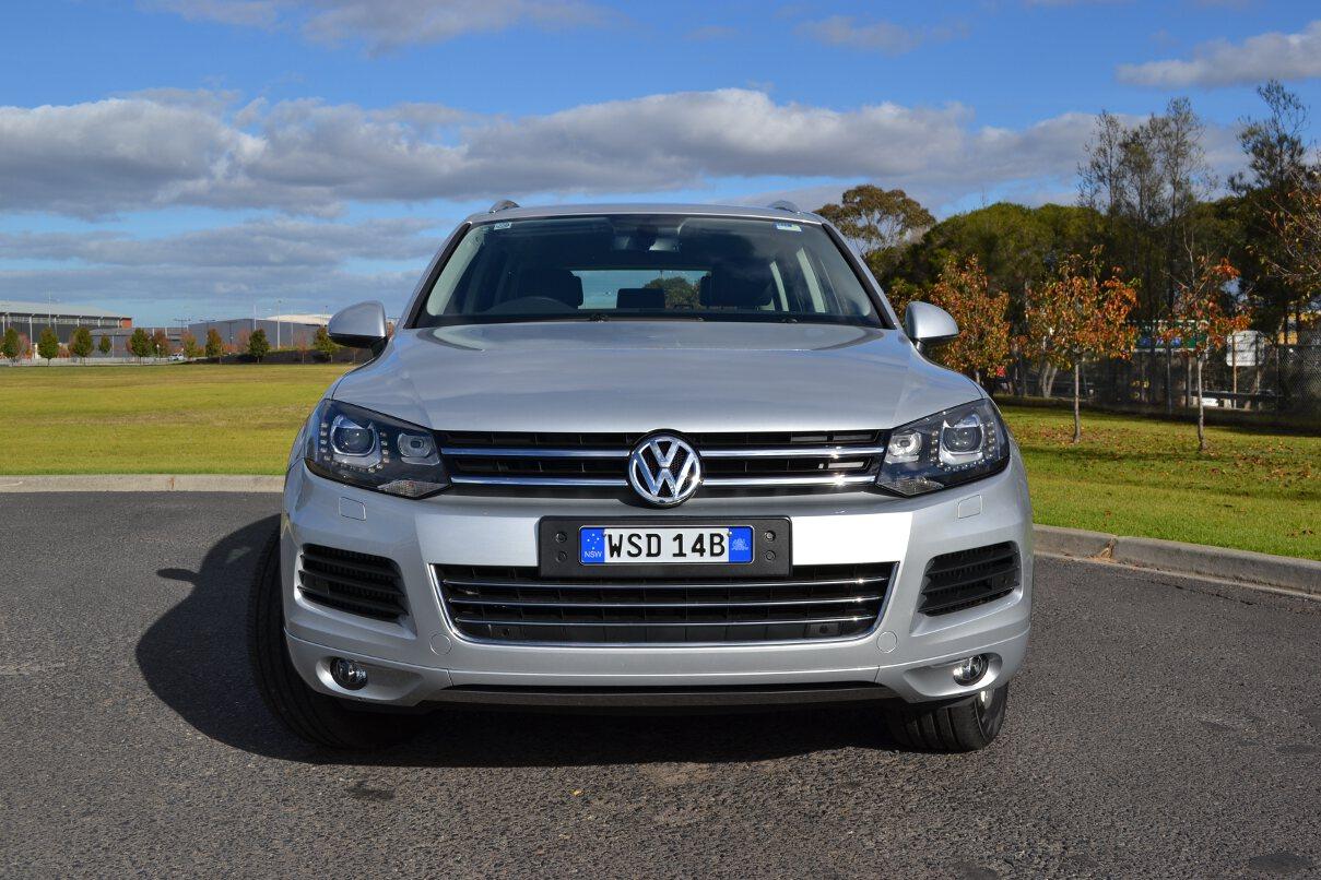 Volkswagen Touareg Review 2013 150tdi