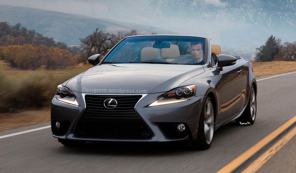 Lexus Cars News Next Gen Is Convertible Imagined