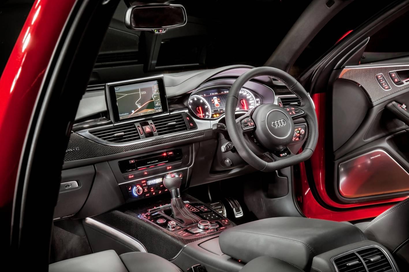 2013 Audi Rs6 Avant Interior Forcegt Com