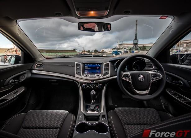 Holden Commodore Review 2013 Vf Evoke