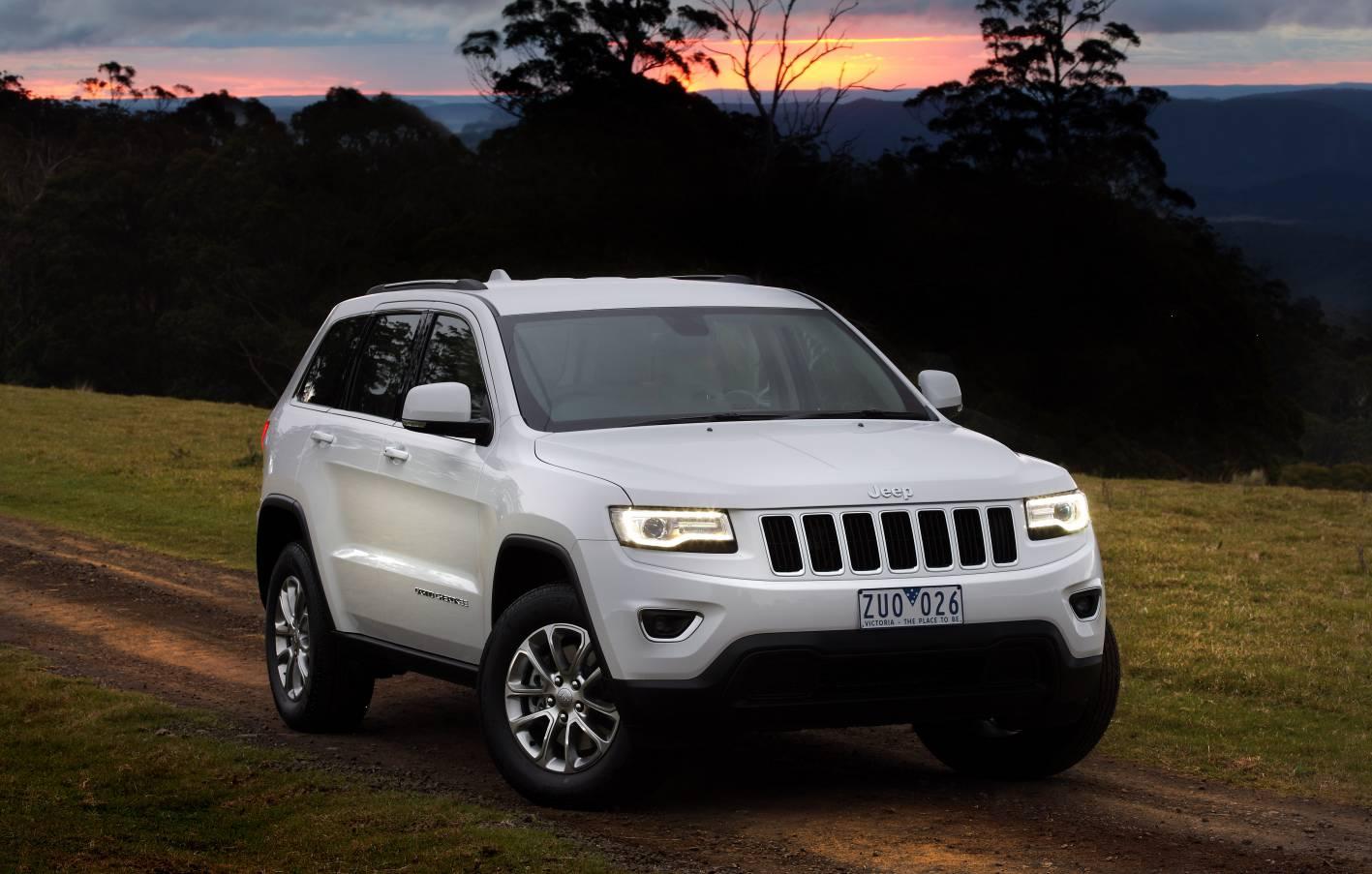 Jeep Cars - News: 2013 Grand Cherokee