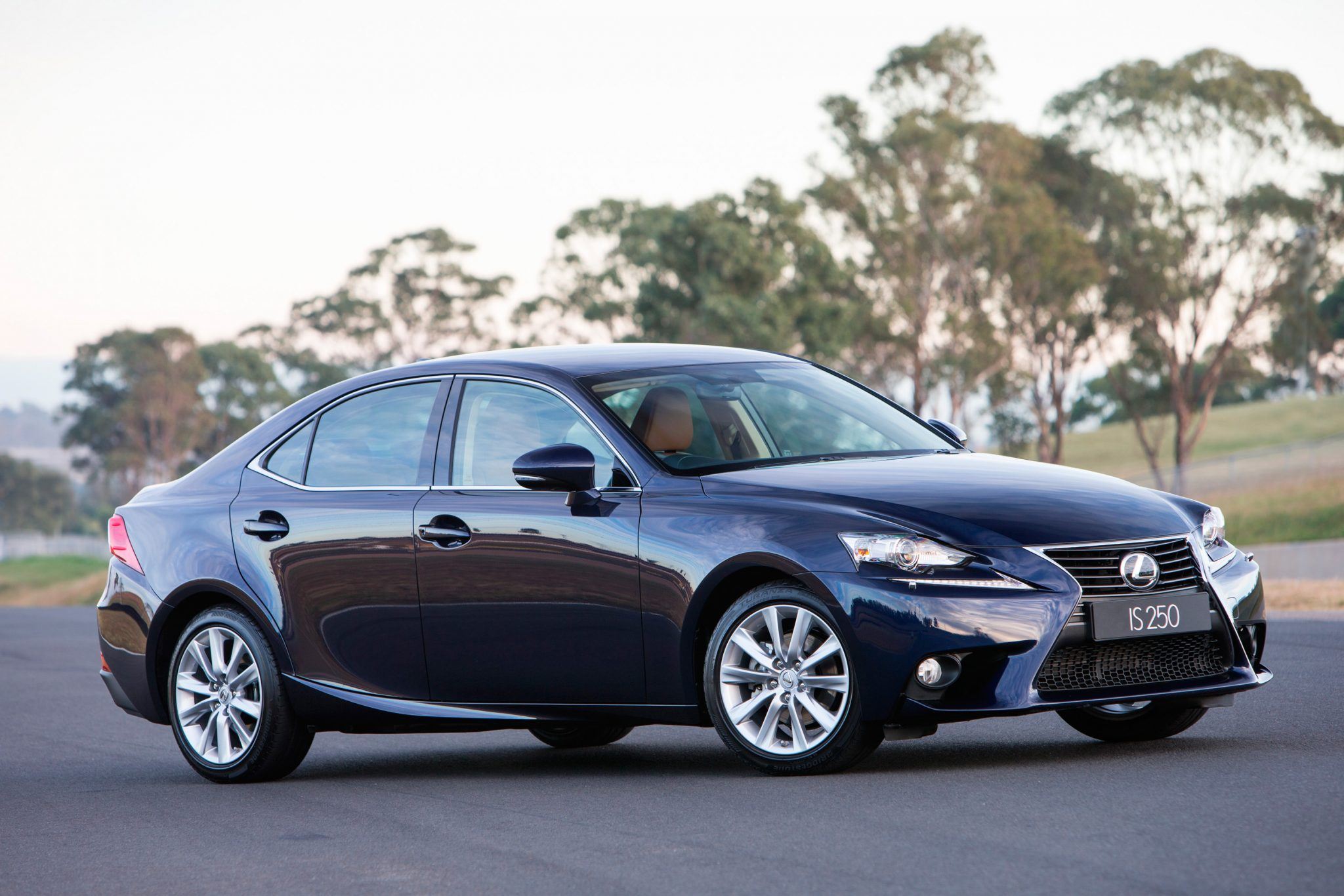 2013 Lexus Is 250 Luxury Pre Production Model Shown