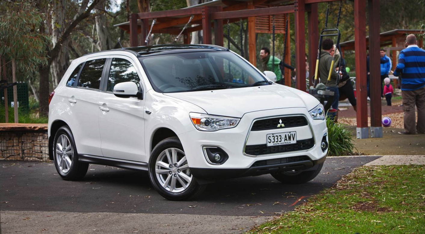 How Much Is A Maserati >> Mitsubishi ASX Review: 2013 ASX 2.2 Diesel Automatic