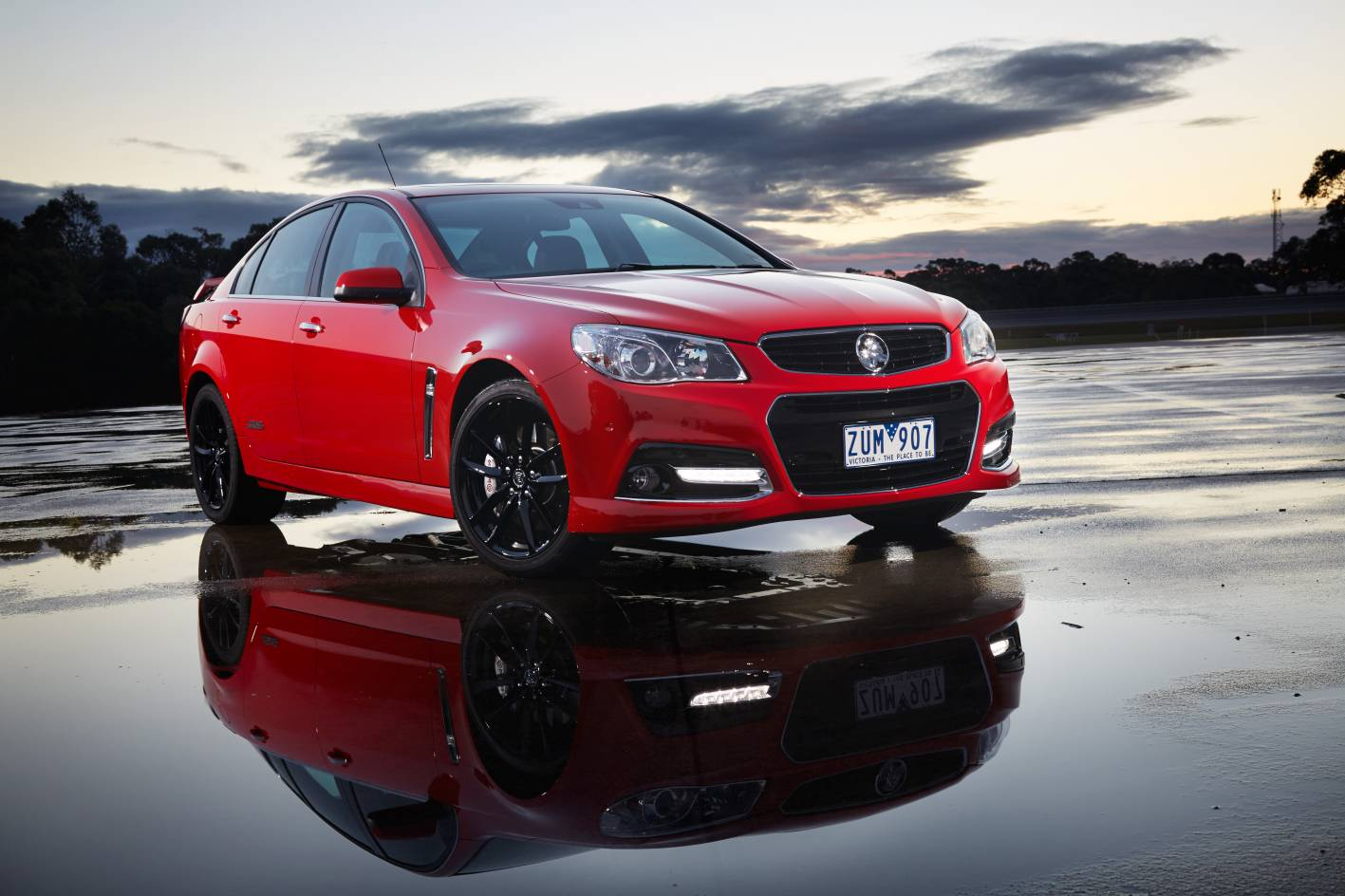 Holden Cars News Ssv Redline Gets Performance Boost