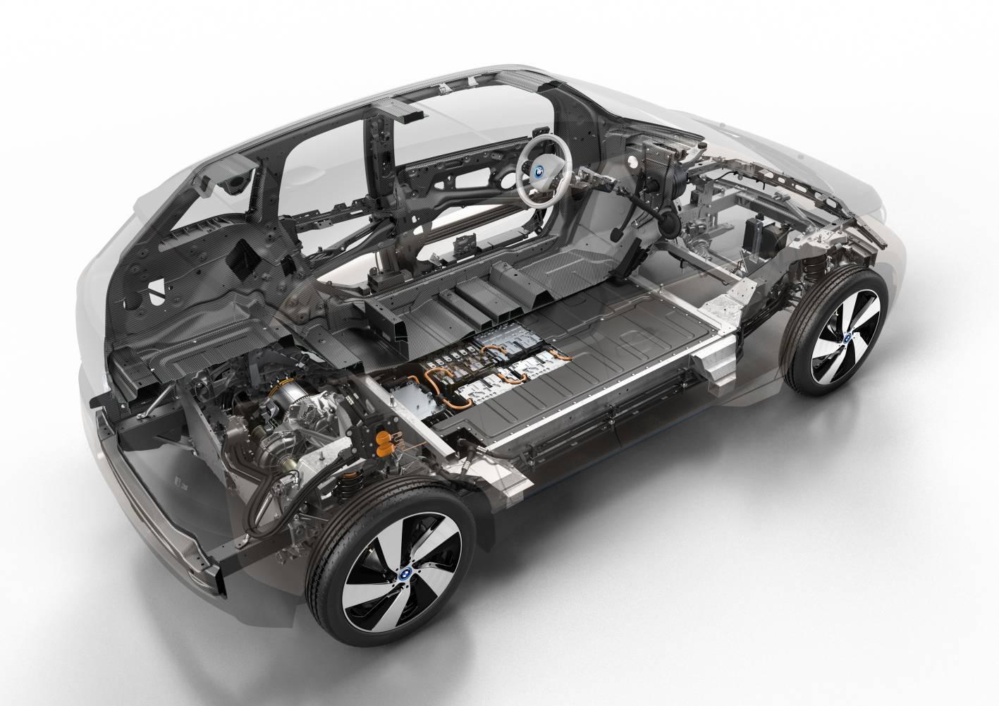 Bmw I3 Lease >> BMW Cars - News: i3 - BMW's first electric car
