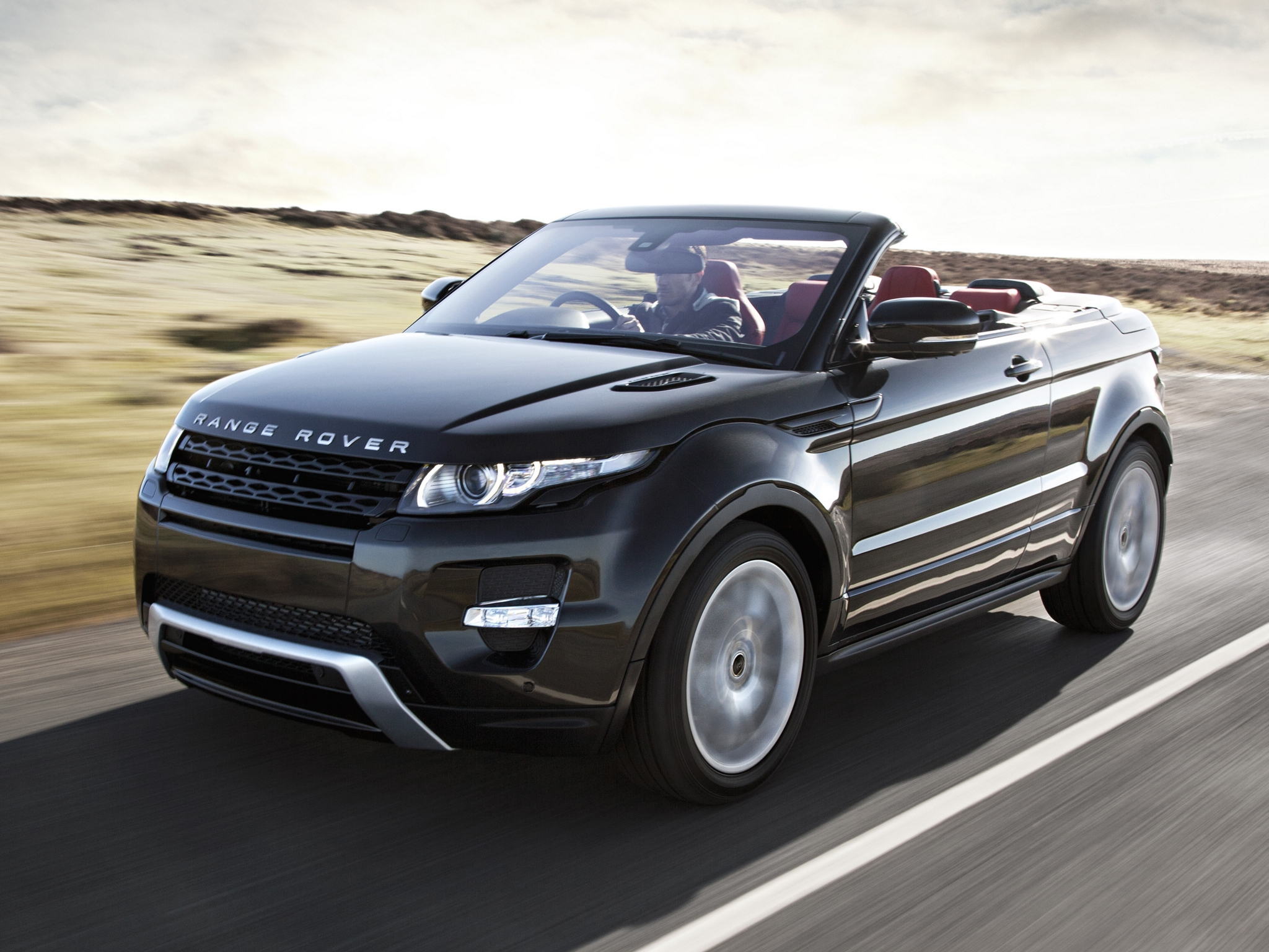 Range Rover Evoque Convertible Enters Production In 2014 Forcegt Com