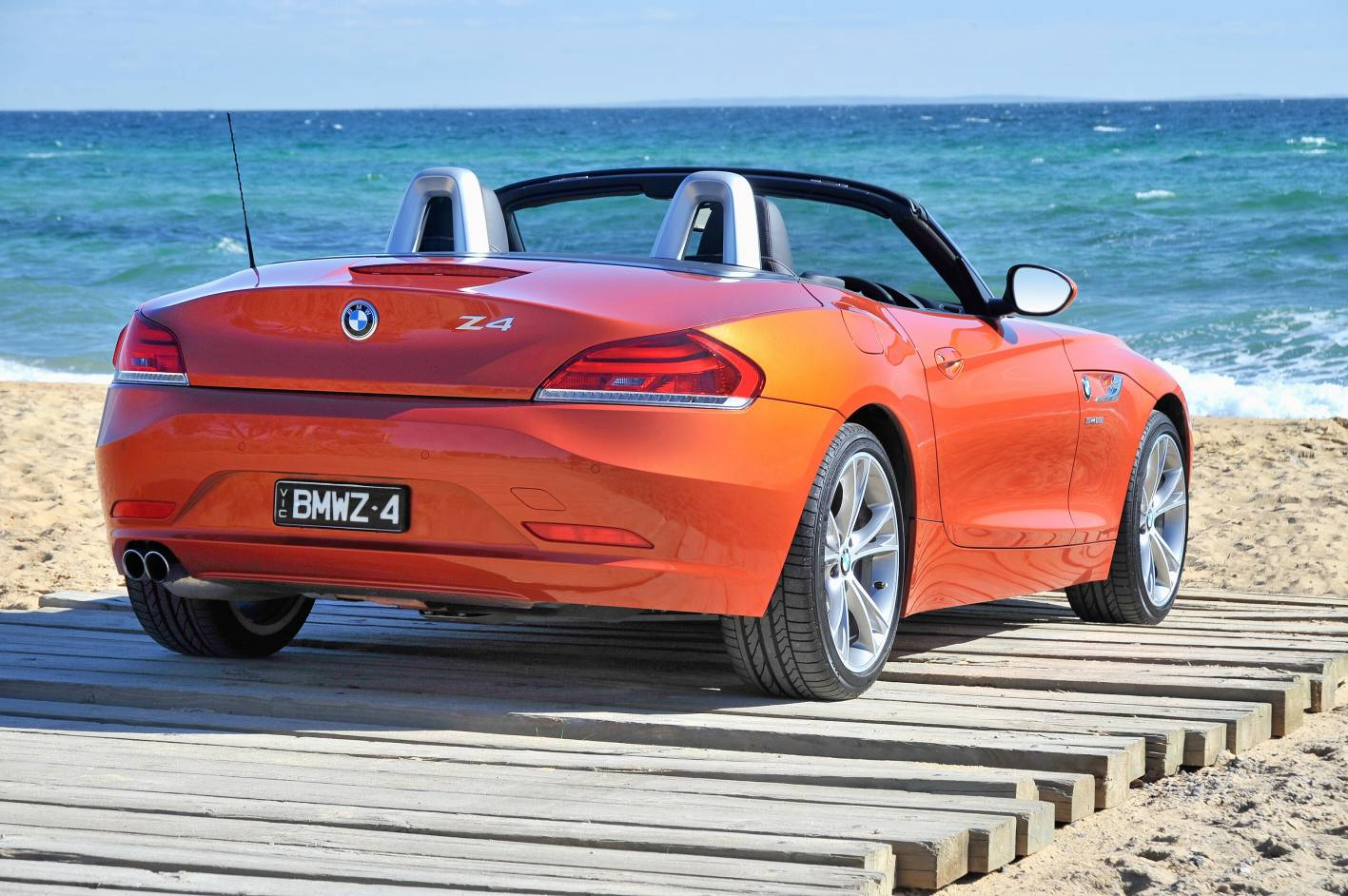 Bmw Cars News 2013 Z4 Receives Update Amp More Equipment