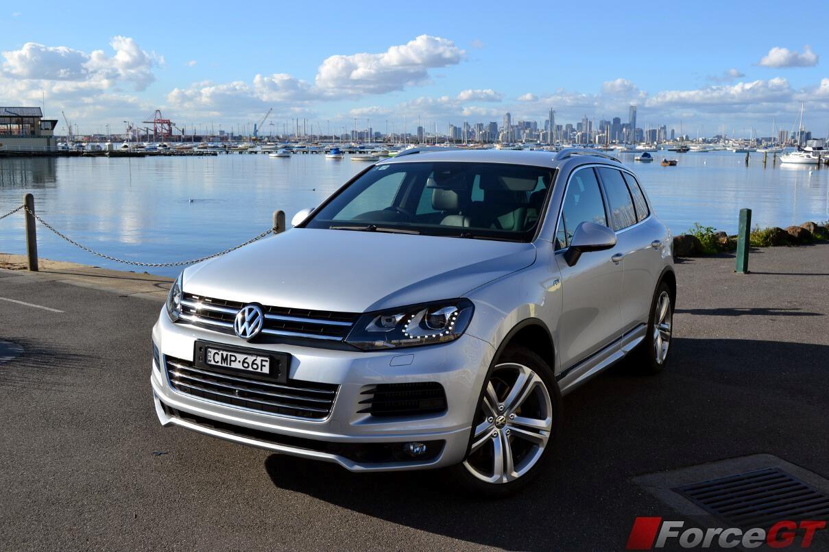 Volkswagen Touareg Review 2013 R Line