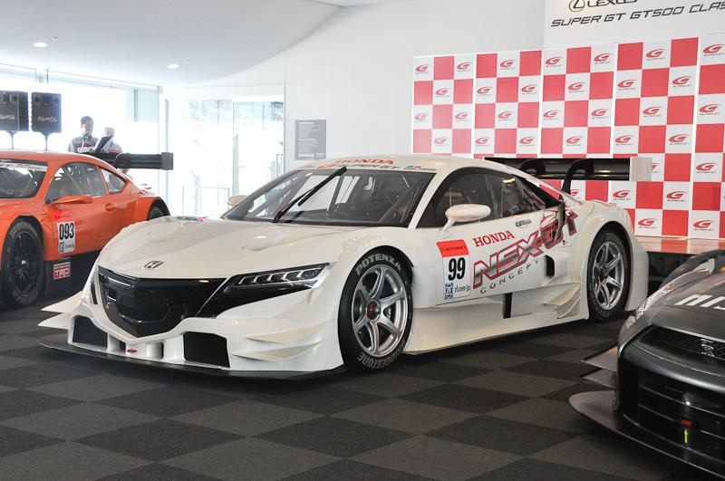 Nissan Cars - News: 2014 GT-R Nismo GT500 racer
