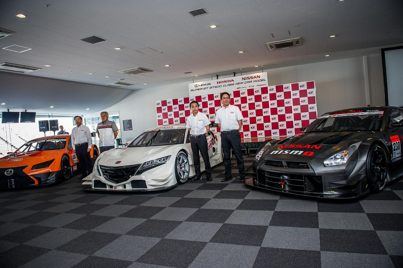 2014 Nissan GT R Nismo GT500 Launch 15
