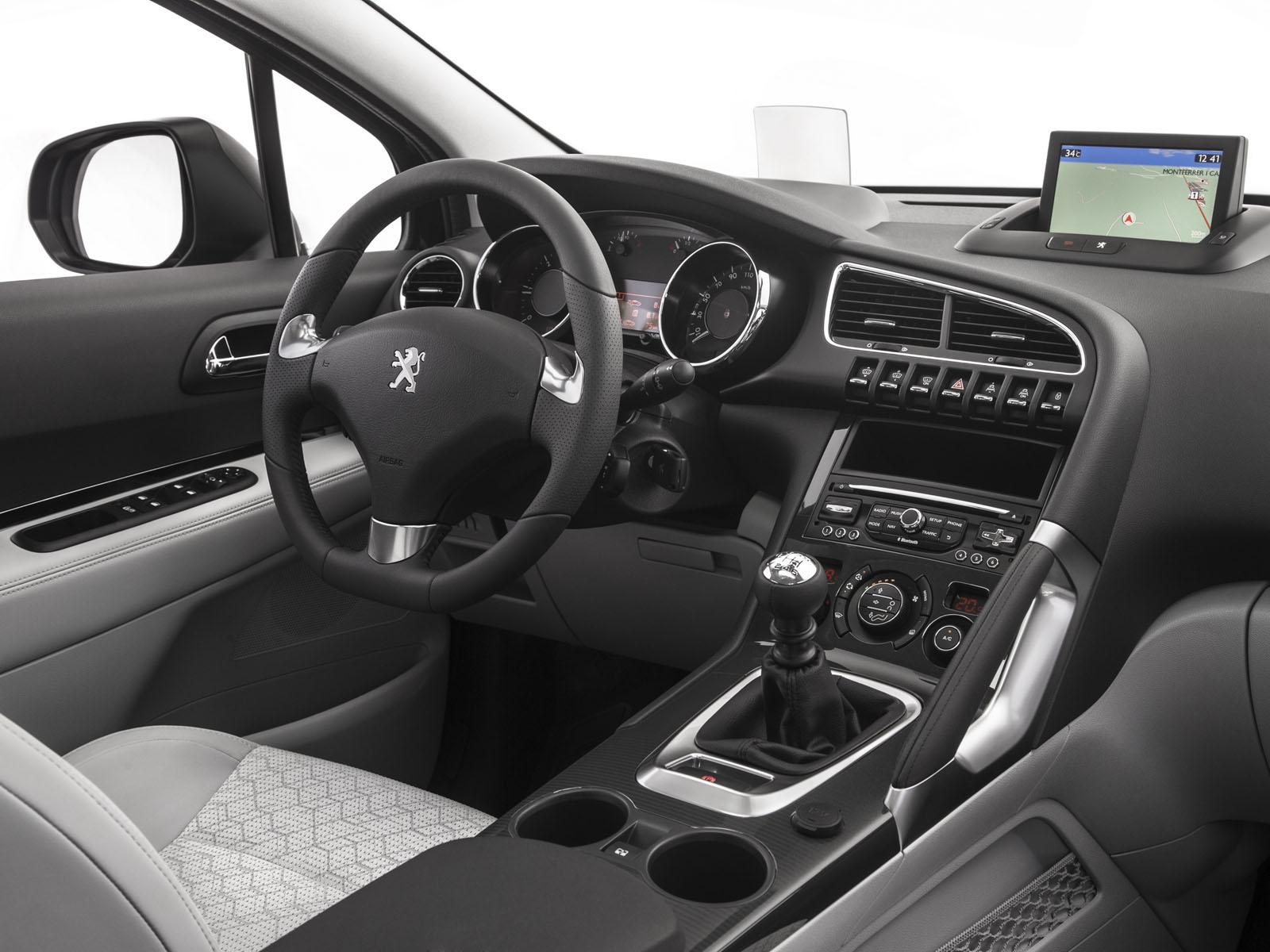 2014 Peugeot 3008 Interior Dashboard Forcegt Com