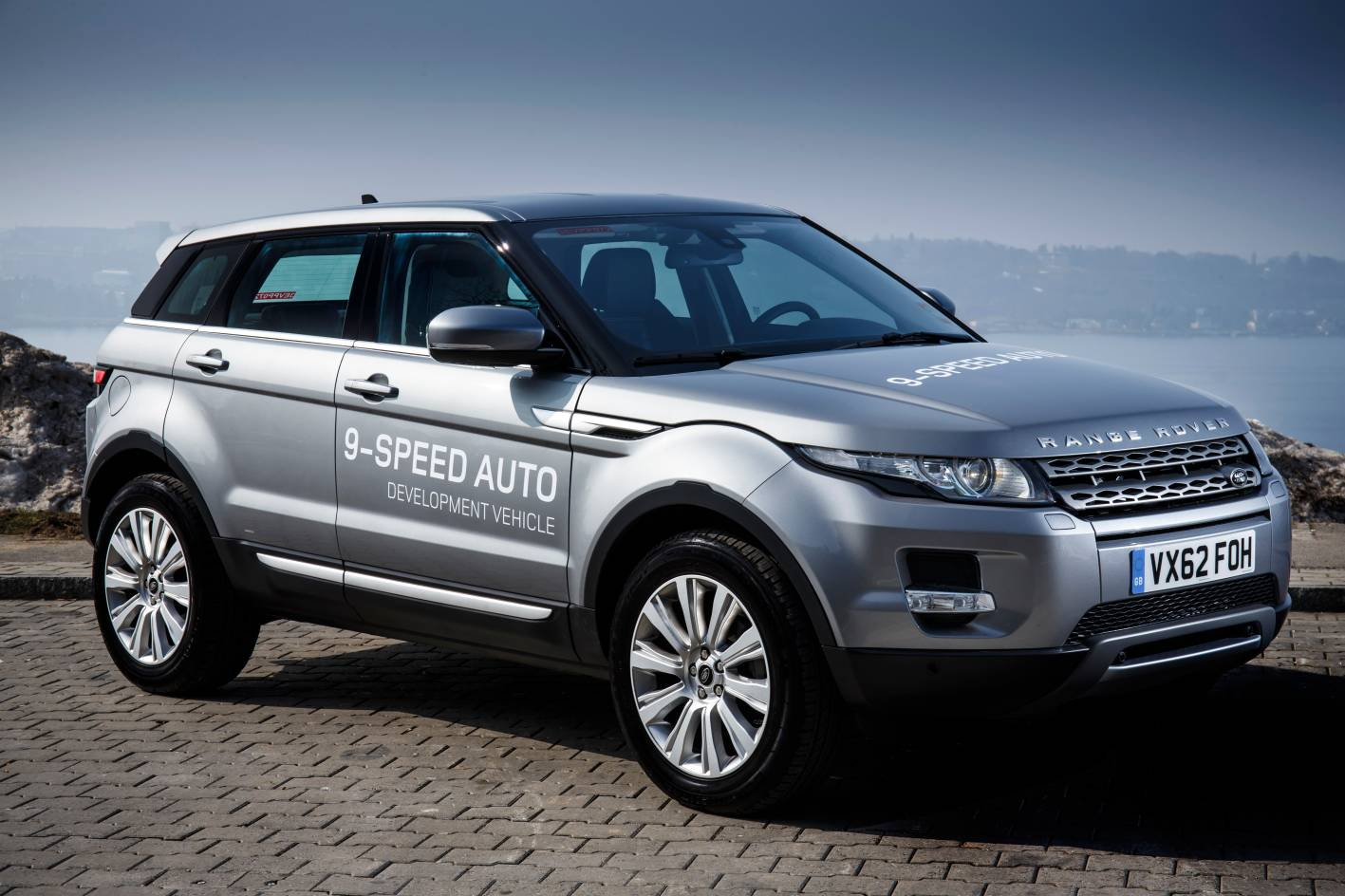 2014 Range Rover Evoque Gets New Features And 9 Speed Automatic Forcegt Com
