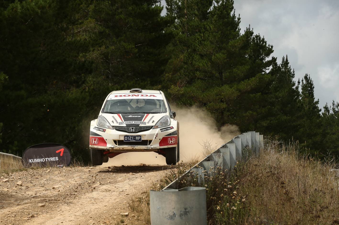 Honda Cars News Honda Leaves Australian Rally