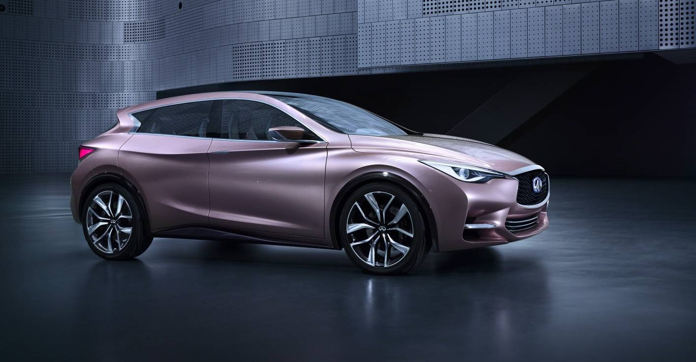 Infiniti to expand line-up by 60 percent by 2020 - ForceGT.com
