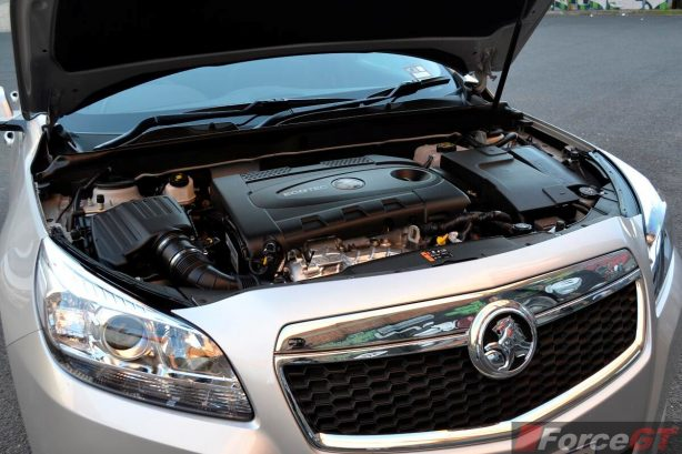 2013 Holden Malibu CDX engine