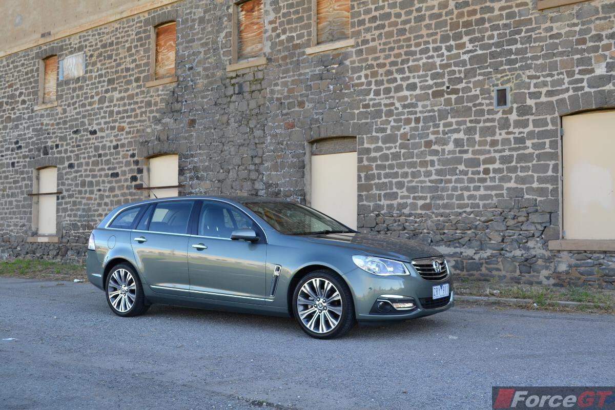 Holden Commodore Review: 2013 VF Calais V