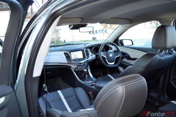 2013 Holden VF Commodore Calais V interior