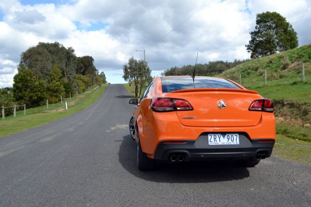 2013-Holden-VF-Commodore-SSV-Review-rear-2
