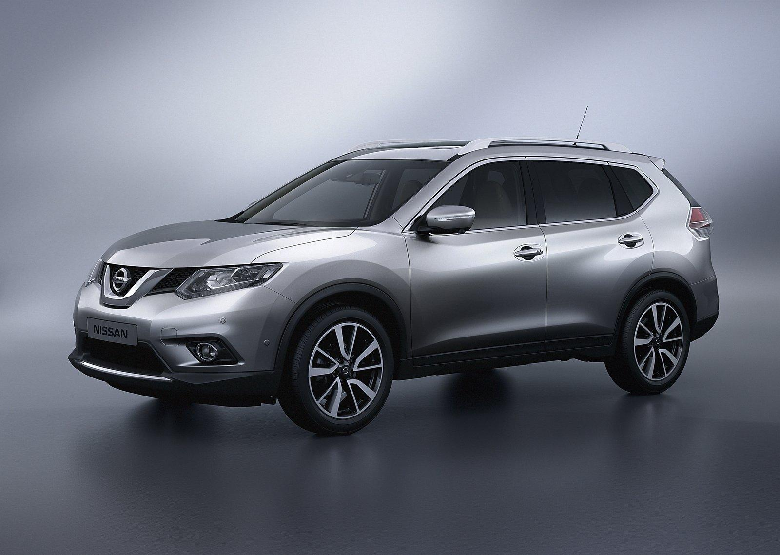 Nissan Cars - News: 2014 X-Trail unveiled