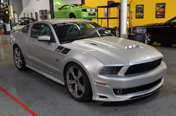 2014 Saleen 351 Mustang front quarter