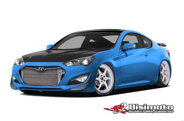 Bisimoto-Hyundai-Genesis-Coupe-1000hp-front-quarter