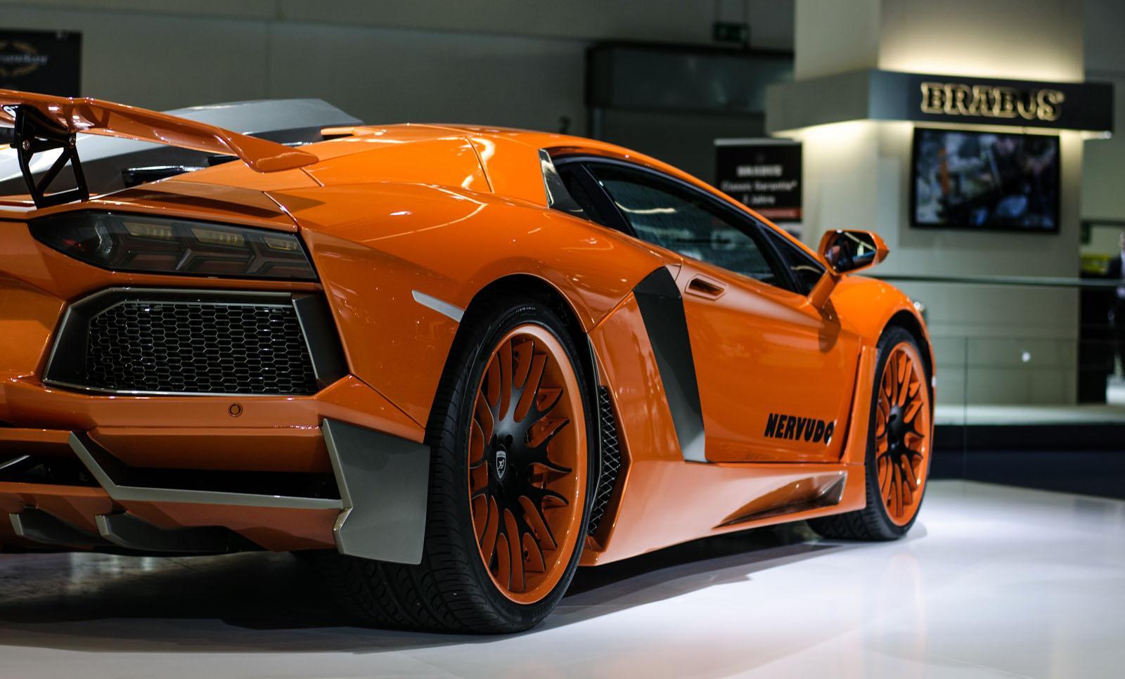 Lamborghini Cars News Hamann Tuned Aventador Nervudo