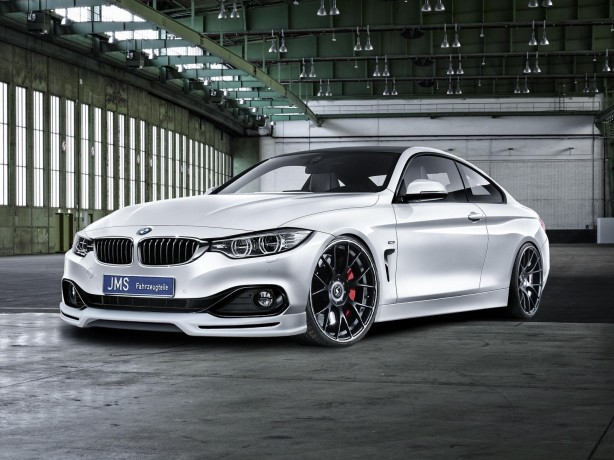 JMS styling kit for BMW 4 Series coupe