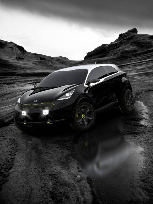Kia Niro concept-7