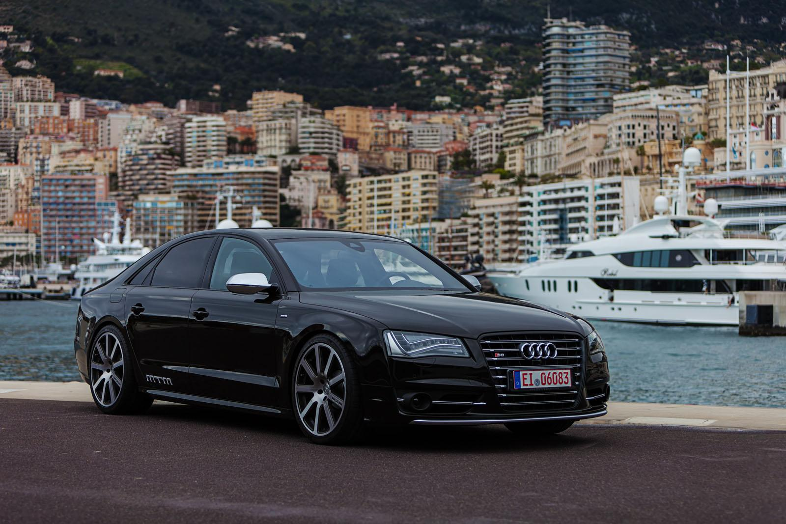 Audi S8 Tuned By Mtm