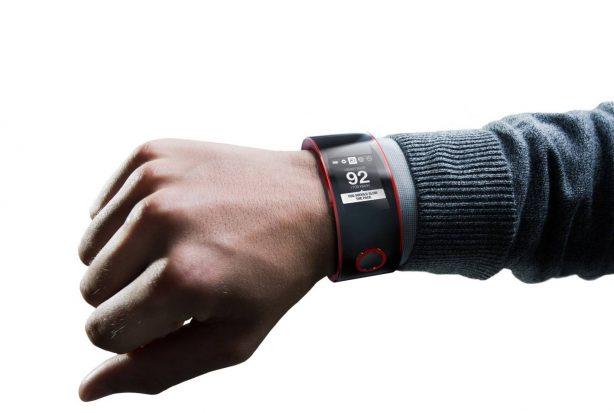 Nismo Smartwatch concept-1