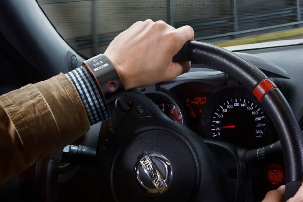 Nismo Smartwatch concept